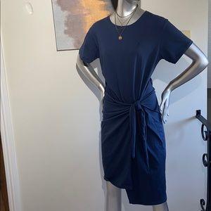 Ralph Lauren Blue Wrap Dress